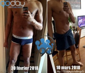 90 day body challenge programme minceur